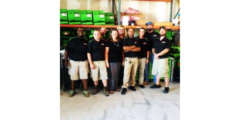 SERVPRO's St. Augustine location - Day in the life., St. Augustine, Florida