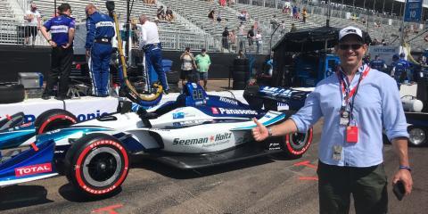 Seeman Holtz, Proud Partner of Rahal Letterman Lanigan Racing, Attends the 2019 NTT IndyCar Series: St. Pete Race, Houston, Texas