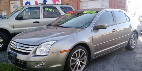 2008 Ford Fusion SE , Newport-Fort Thomas, Kentucky