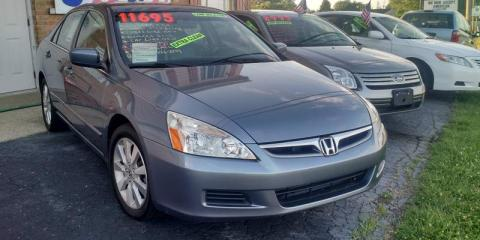 2007 HONDA ACCORD EX-L $11,695, Newport-Fort Thomas, Kentucky