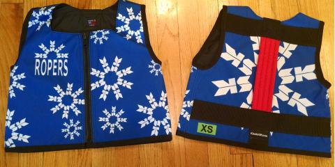 Snow King Mountain Loves Kinderlift Vests, Denver, Colorado