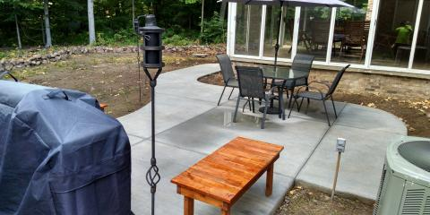 Rochester Concrete Contractor Explains 3 Steps for Preparing Your Concrete Driveway, Sidewalk, or Patio, Rochester, New York