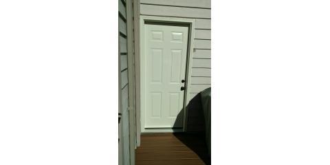 JFK Window and Door Front Door Friday in Liberty Twp. for a Provia Door, Forest Park, Ohio