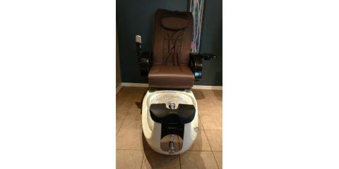 Brand new pedicure chairs, Webster, New York