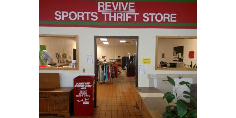 Revive Sports Store Thrift wants you!, Hastings, Nebraska