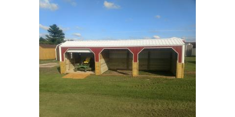 3 Advantages of Prefab Storage Buildings Over Garages, Westby, Wisconsin