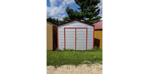 Metal Shed only $2,200, Westby, Wisconsin
