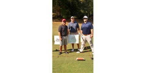 SMC Team Participates in High Point YMCA Golf Tournament, Greensboro, North Carolina