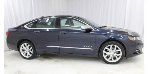 2018 Chevrolet Impala Premier--Used Cars--Dealership, Midland, Missouri