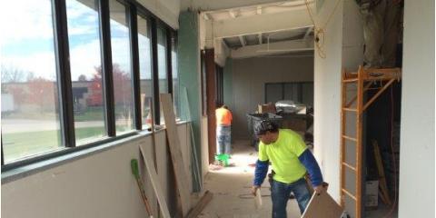 New DOWNLITE Office Construction Updates, Mason, Ohio