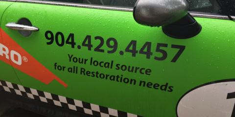 Flood Damage? Emergency Dry-out Services? SERVPRO's St. Augustine location is here to help. , St. Augustine, Florida