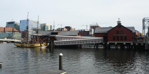 Boston still does tea, Boston, Massachusetts