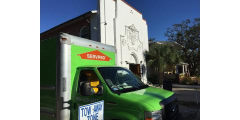 Need Fire or Smoke Damage Restoration - call SERVPRO! , St. Augustine, Florida