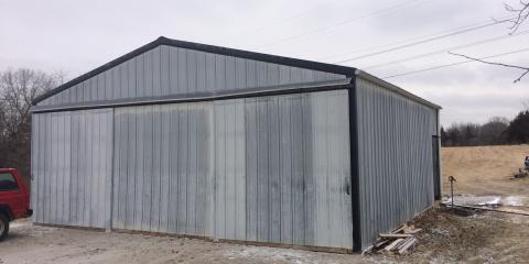 Metal Building Maintenance, Ashland, Missouri
