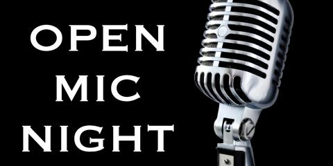 Open Mic Night, Foley, Alabama
