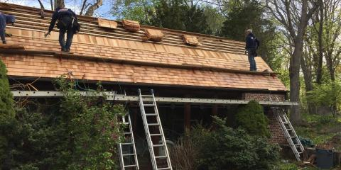 Wood Shingle Roofing Special, Norwalk, Connecticut