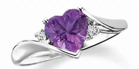 FEBRUARY'S BIRTHSTONE IS....., East Northport, New York