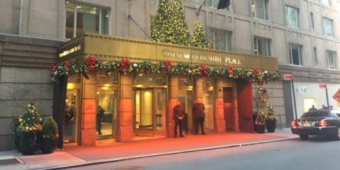 Top Luxury Hotel Shares 4 Reasons to Spend the Holidays in NYC, Manhattan, New York