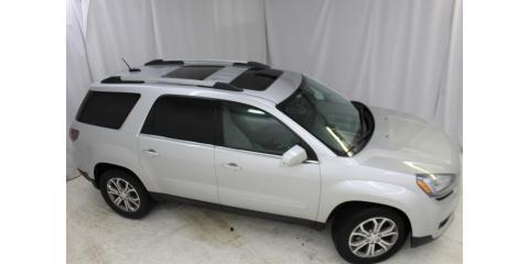 2016 GMC Acadia SLT--Used Cars--SUV's--Dealership, Midland, Missouri