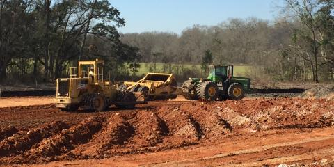 3 Services General Contractors Perform During the Site Development Process, Troy, Alabama