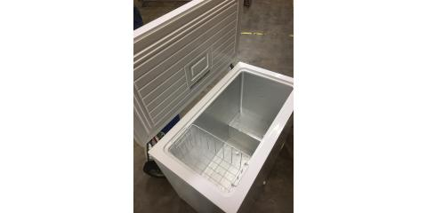 USED DEEP FREEZE-7.2 CUBIC FEET BY CROSLEY-$100, St. Louis, Missouri