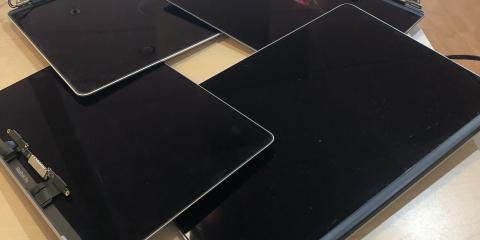 Apple MacBook® screen replacement at Experimax KoP!, King of Prussia, Pennsylvania