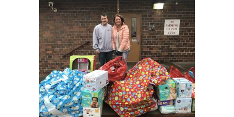 Stephens & Smith Construction Company Hosts 1st Annual Toy Drive, Lincoln, Nebraska