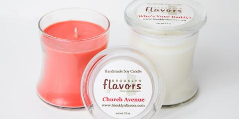 Fall in Love With Brooklyn Flavors' Soy Candles, Organic Bath Products, & More, Brooklyn, New York