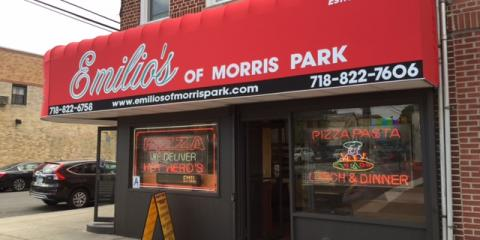 Emilio's of Morris Park, Pizza, Restaurants and Food, Bronx, New York