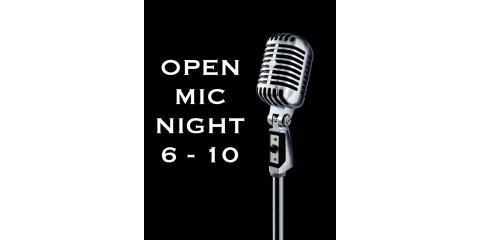 Open Mic Weekly!!, Foley, Alabama