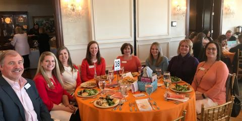 Sharrard, McGee & Co., PA Among Sponsors of YWCA High Point Heart of the Community Luncheon, Greensboro, North Carolina