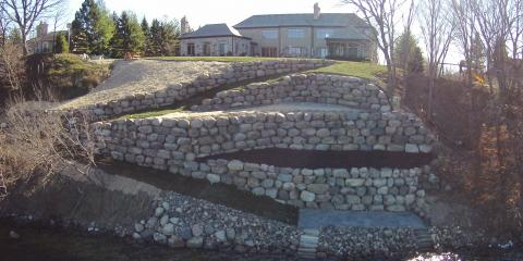 3 Benefits of Retaining Walls, Webster, Minnesota