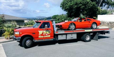 15% OFF Emergency Roadside Service. Call 222-3432! Now!, Honolulu, Hawaii