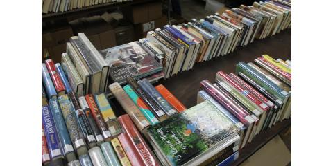 Annual Rotary Book Sale Was A Success, Indianola, Iowa