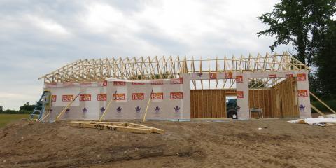 New Build Progress!, Park Falls, Wisconsin