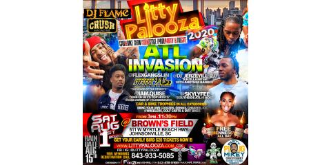 #LittyPalooza Has Atlanta Talking!!! #OrangeCrushFestival, ,