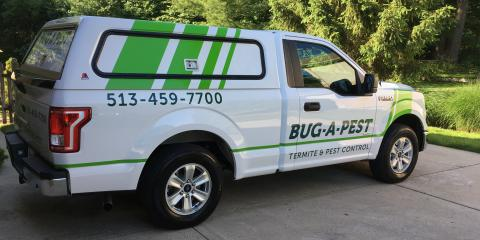 Bug-A-Pest, Pest Control, Services, Maineville, Ohio