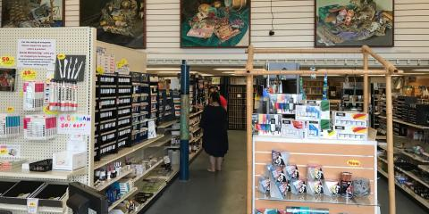 3 Reasons to Shop at a Local Art Store Instead of Online, ,