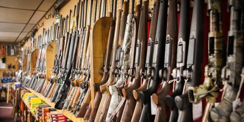 Start The Season With New Guns From Wiebke Trading Company, La Crosse, Wisconsin