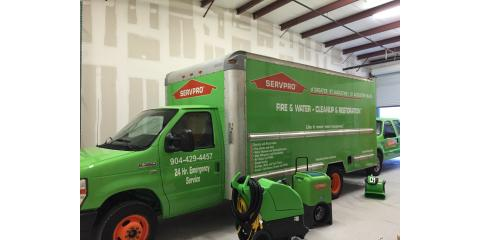 3 Customer cases - Damage restoration by SERVPRO in St. Augustine. , St. Augustine, Florida