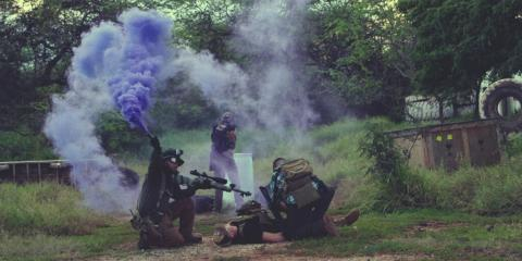 4 Games to Try at an Airsoft War Park, Ewa, Hawaii