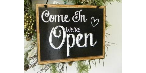 YES, We're open!!, Foley, Alabama