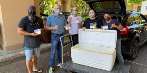 Surfing Goat Dairy Donates to Help Those Impacted by COVID-19, ,