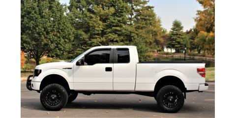 2010 Ford F150 STX--Used Truck Dealers--Car Dealership, Midland, Missouri