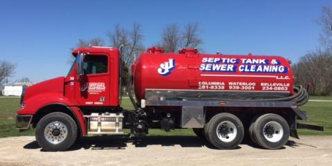 J & J Septic & Sewer Cleaning, LLC , Septic Systems, Services, Waterloo, Illinois