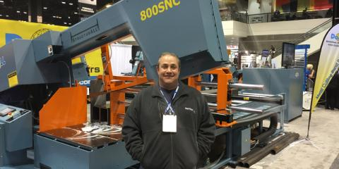 PRO-TECH EXPANDS STEEL SAW CUTTING CAPABILITIES, Rochester, New York