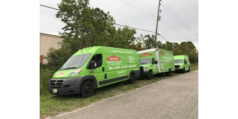 Beware of self-cleaning ovens - they may cause a fire! SERVPRO's St Augustine location, St. Augustine, Florida