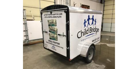 Child Bridge Trailer, Kalispell, Montana