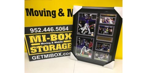 MI-BOX of Minnesota - Stefon Diggs' Minneapolis Miracle, Norwood Young America, Minnesota