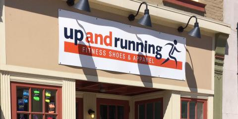 Up and Running In Dayton, Athletic Shoes, Shopping, Troy, Ohio